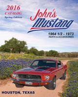 John's Mustang Catalog