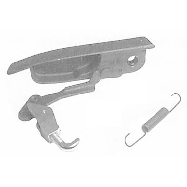 1965-1967 Mustang Convertible Top Latch Assembly, RH
