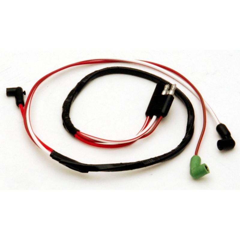 1967-1968 Mustang Firewall To Engine Gauge Feed, 8 cyl ...