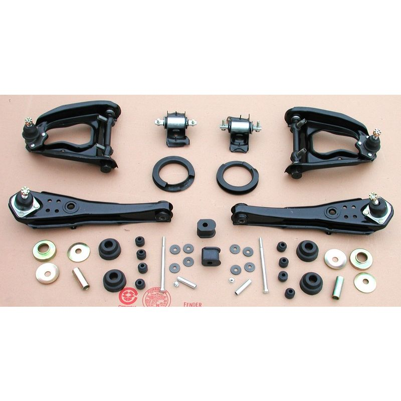 1965-1966 Mustang Front End Rebuild Kit, Deluxe