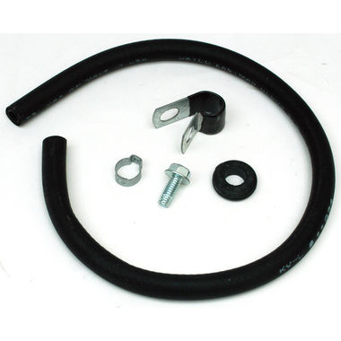 1965-1970 Mustang Rear End Vent Hose Kit