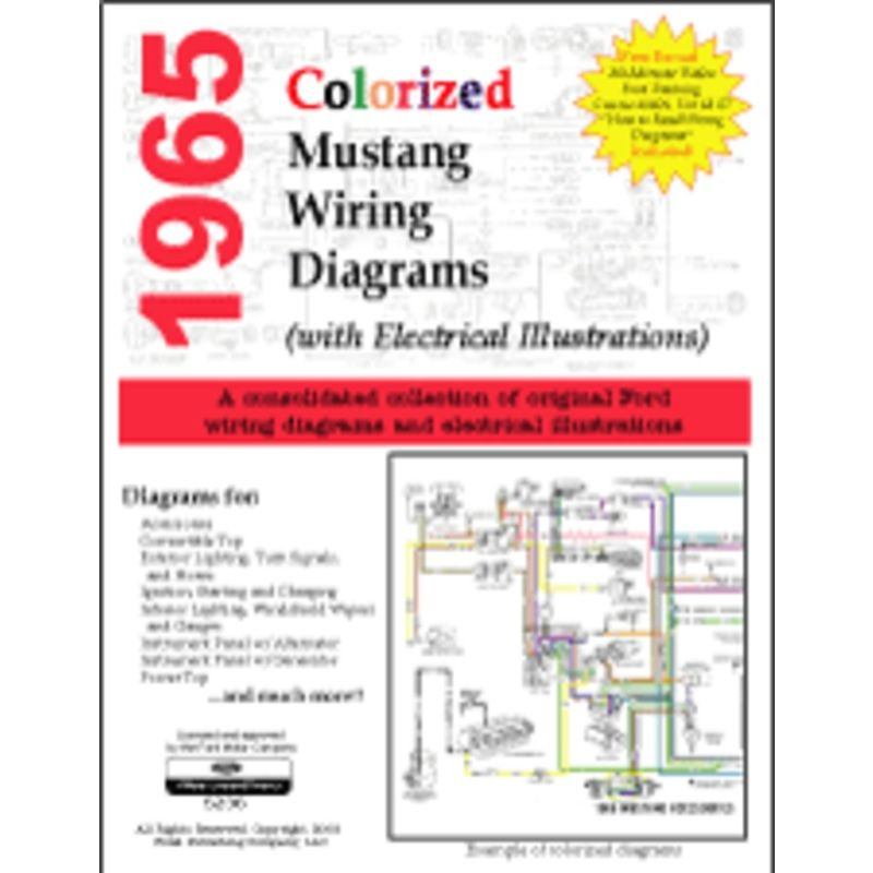 1965 cobra wiring diagram 1965 co wiring diagram 1965 mustang wiring diagram (cdrom)