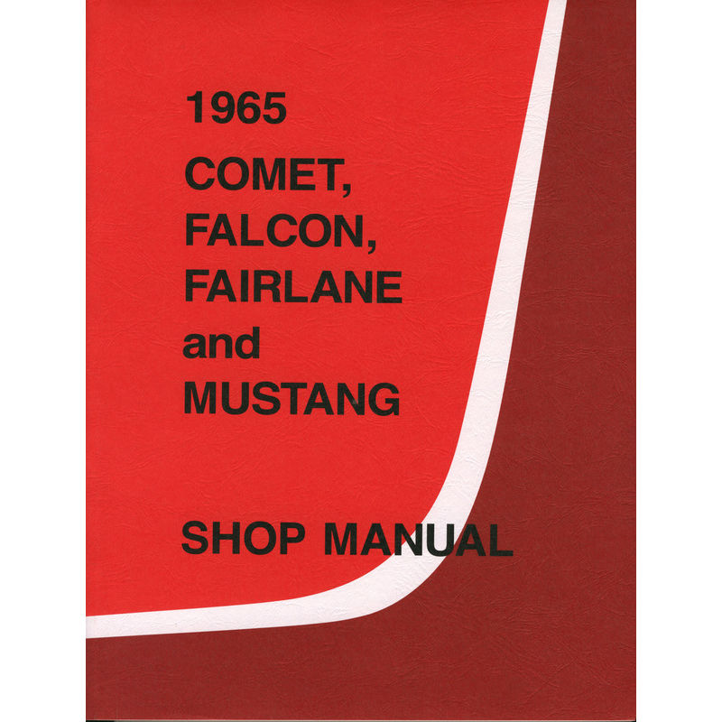 1965 mustang shop manual 1965 mustang shop manual free download 1965 ford mustang shop manual