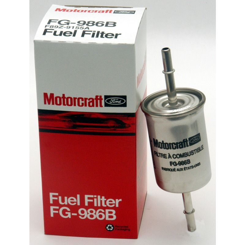 2005 Mustang Fuel Filter  4 6l  2005 Mustang Fuel Filter  4 0l