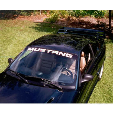 1994-2004 Mustang Windshield Decal Kit