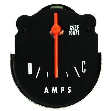 1966 Mustang Amp Gauge