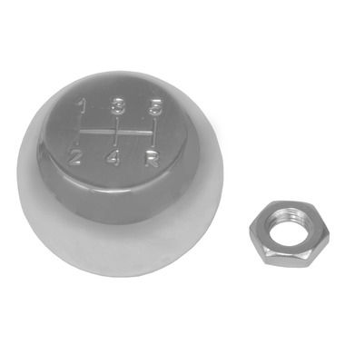 1965-1973 Mustang 5 Speed Pattern Billet Shift Knob