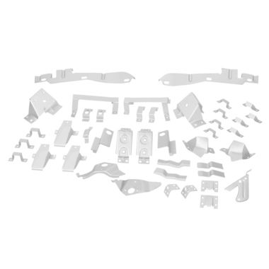 1967-1968 Mustang Full Body Bracket Kit, FB