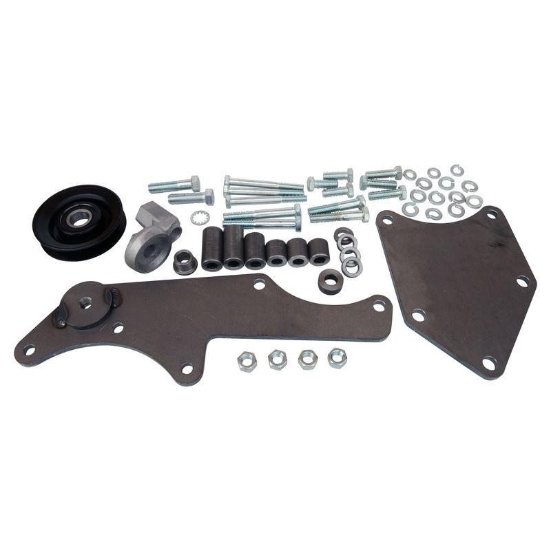1965-1968 Mustang Sanden Compressor Bracket Kit, 289, 302