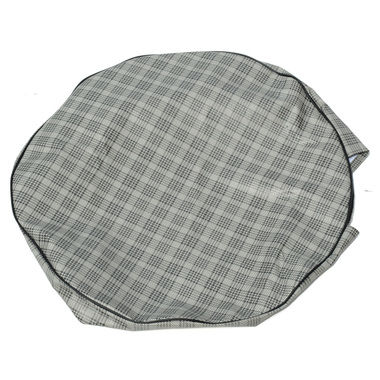 1965-1973 Mustang Tire Cover, Plaid
