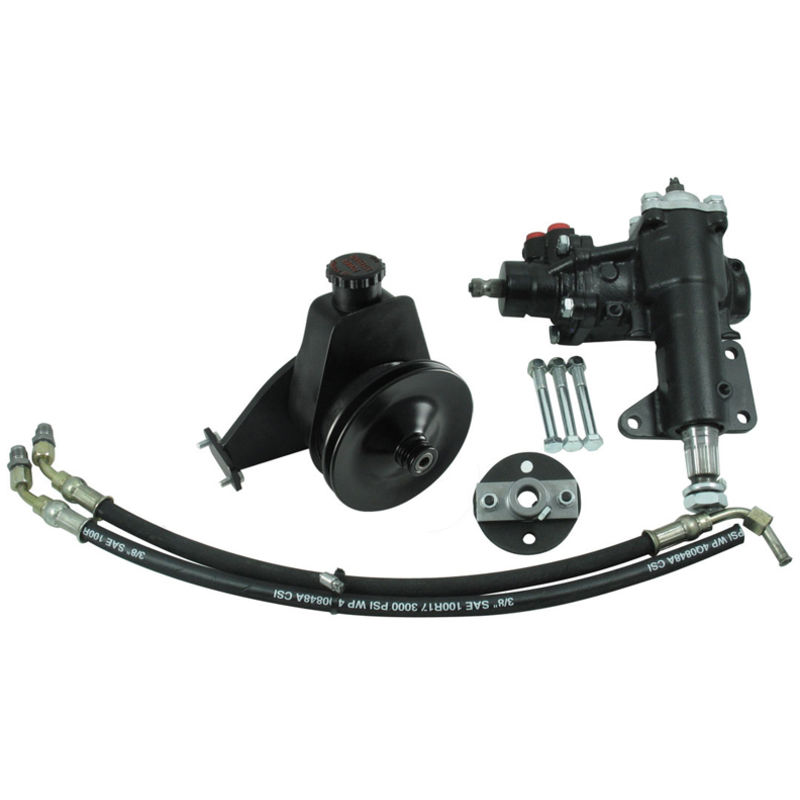 Ford Power Steering Conversion Kit Fd105cc Complete Cylinder 6
