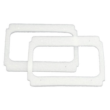 1965-1966 Mustang Tail Light Mounting Pads