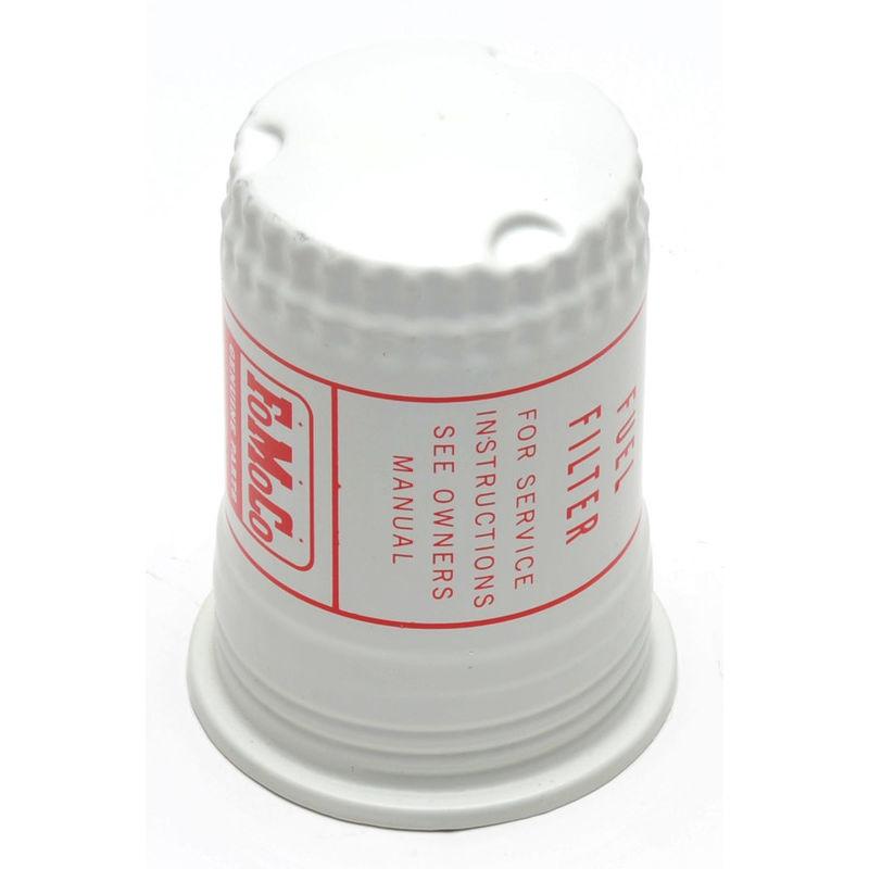 quick overview  1965-1966 mustang fuel pump filter