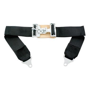 """1964-1973 Mustang 3"""" Race Style Lap Belt"""