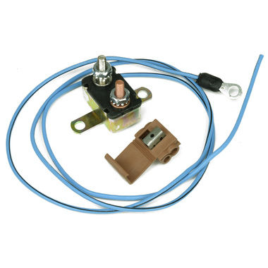 1965-1967 Mustang Fog Light Wiring, Fog Light Circuit Breaker
