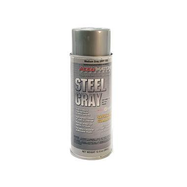 1964-1973 Mustang Metal Detail Paint, Steel Gray