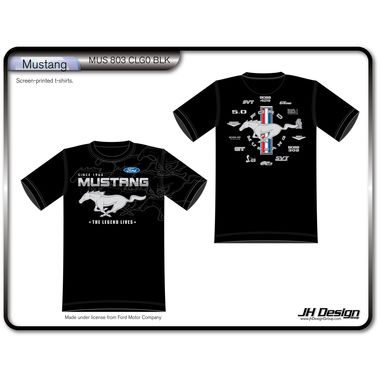 Ford Mustang T-Shirt