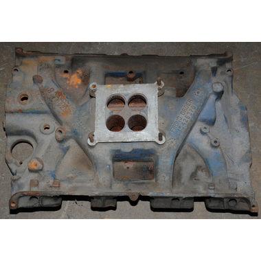 1967-1970 Mustang Intake Manifold, 8 cyl, 4BBL, 390
